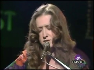 Bonnie Right at Old Grey Whistle Test, BBC TV (1976)
