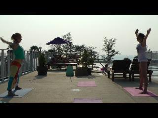 Aero-relax gym with katya, pgs hotel baumancasa, phuket, thailand 1630