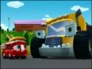 Финли - маленькая пожарная машина. 3 сезон 5 серия. Не суди о грузовике по его колёсам / Шутки и их последствия