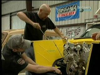 Американские колымаги сезон 1 Ford Mustang '1965 part 3
