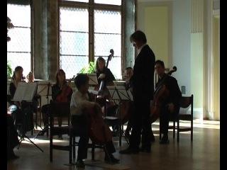 Bréval Sonata in C major 1h Bukinik Humoresque Shostakovich Country Dance 2006 Vivaldi's Concerto in A Minor and 2 1chch Tallinn 2007