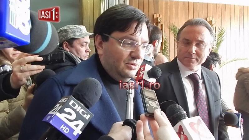 Pe Nicolae Banicioiu il bucura raportul MCV