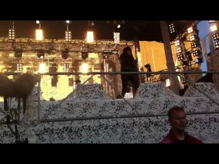 Loreen singing Euphoria - MTV WORLD STAGE 2012