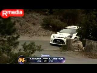 2012 IRC Prime Yalta Rally Shakedown