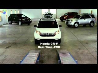 Subaru - Symmetrical All-Wheel Drive Test