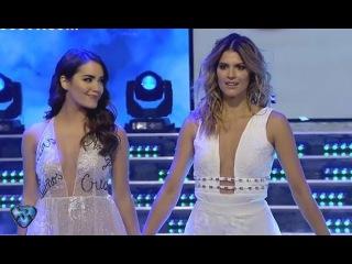 Homenaje de Maria del Cerro y Lali Esposito a Cris Morena - Bailando 2016   Showmatch 27/10/2016