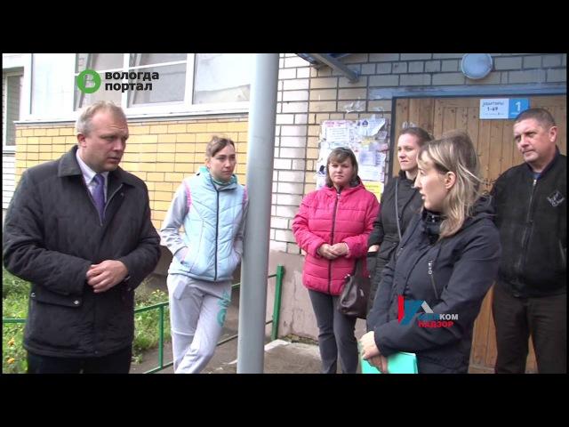 Решить вопрос с установкой видеонаблюдения помогли активисты «ЖилКомНадзора» на Петрозаводской, 16