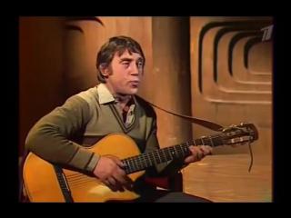 Владимир Высоцкий.Последний концерт (Монолог 1980)