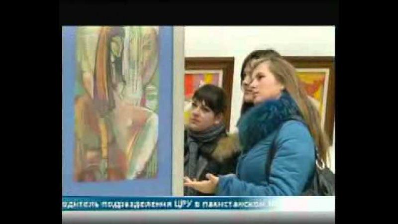Expozitia personala a Dl Dohotaru Vasile Curier NIT 17 12 2010