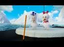 Эскимоска 3 сезон | Пингвины - Нефтяное пятно (6 серия) | Мультик про северный полюс