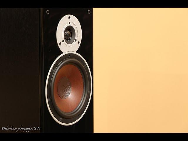 Dali Zensor 3 Bookshelf Speakers Sound Demo Pop