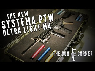 EvikeTV [The Gun Corner] - Systema PTW Ultralight M4A1 (NEW RELEASE!)