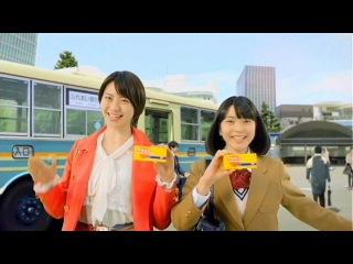 Японская Реклама - VICKS - Rio Yamashita