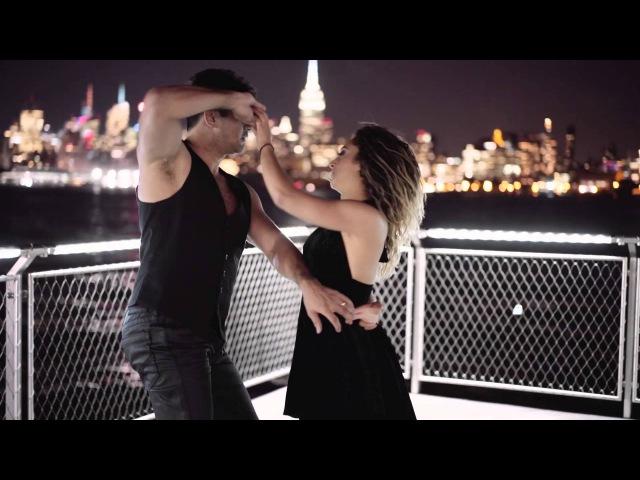 Aline Marcelo - Improvised Brazilian Zouk in New York City