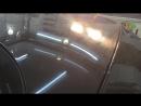 Mazda 6 до абразивной полировки кузова