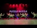 Puzzle Dazzle. Преподаватель Ольга Шерстук. Evolvers Dance School