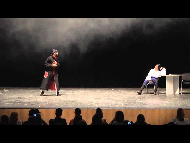 Tanibata 2010 Танец ненависти