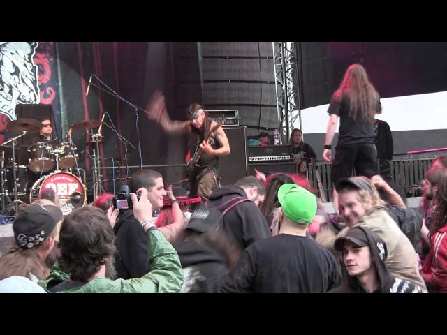 MALIGNANCY Live At OEF 2012