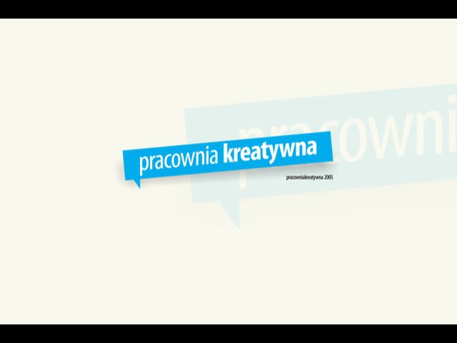 Рекламное видео Pracownia Kreatywna