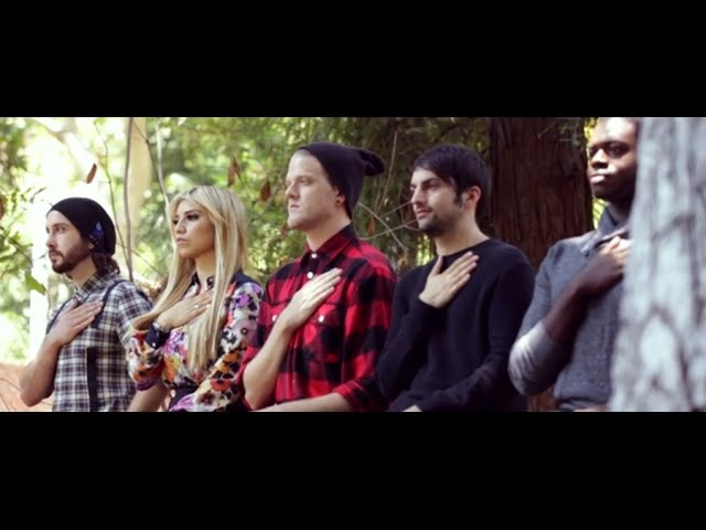 Official Video White Winter Hymnal Pentatonix Fleet Foxes Cover