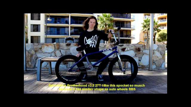 Bikecheck Ильи Lesk with subtitles