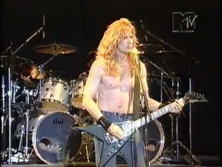 Megadeth - Live In Sao Paulo 1998 [Full Concert] /mG