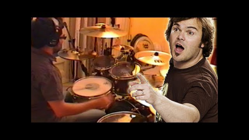 Vadrum Vs Tenacious D Drum Video