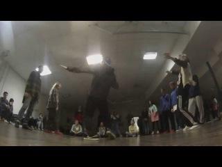 Underground Battle 2 x Semifinal Hip Hop Profi x Lego & General Kus Kus vs Ponka & Shtanko
