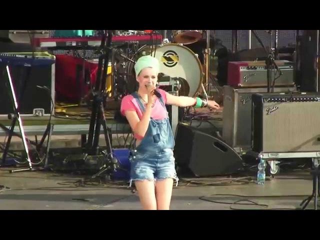 Koncert Naaman Reggae On Częstochowa 05 07 2014