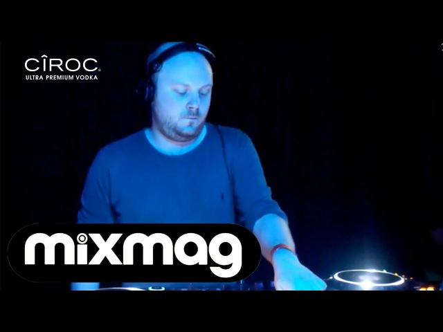 HUXLEY house DJ set in Mixmag's Lab on Location ADE