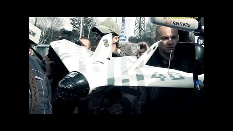 US-Waffenlieferungen bereits in der Ukraine! Poroschenko inspiziert die Lieferung!