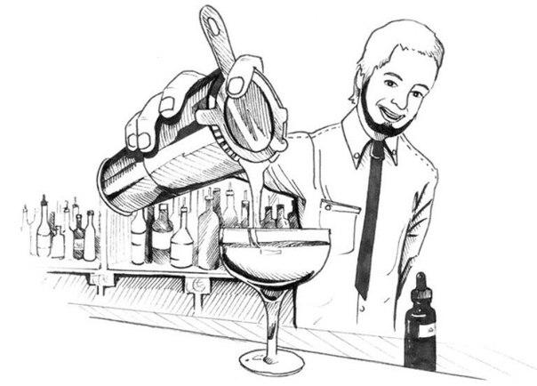 День бармена смешные картинки