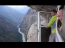 Опасная дорога в Индии- Insane Bus Ride in The Himalayas!-Getting To The Mountains Is Exciting As Climbing Them