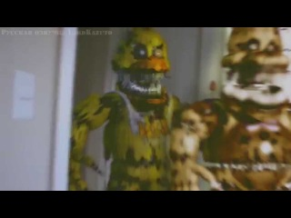 How to Make Five Nights at Freddy's 4 Not Scary: The Finale[Русская озвучка]