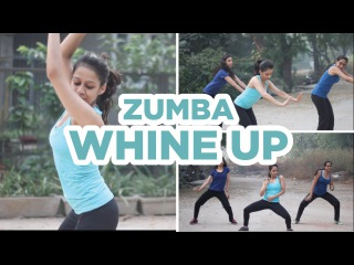 Whine Up by Kat DeLuna | Zumba Fitness l Choreo by Sanaa for Soul to Sole