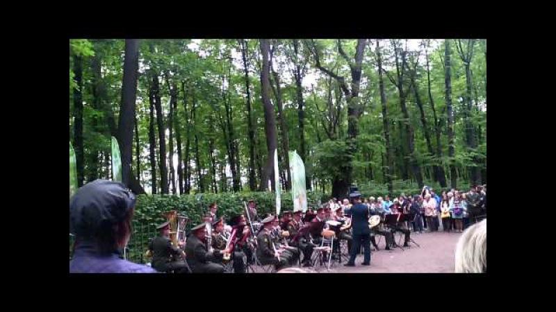 Музыка Летнего сада Старый марш лейб гвардии Конного полка