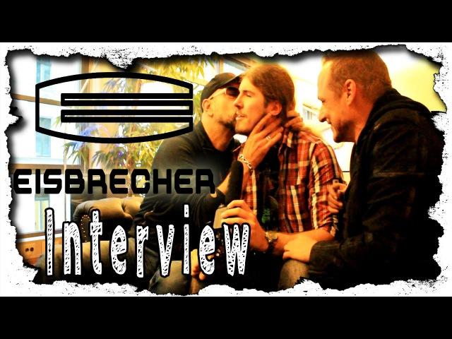 EISBRECHER Sexexpress und GAY Sir SCHOCK Interview