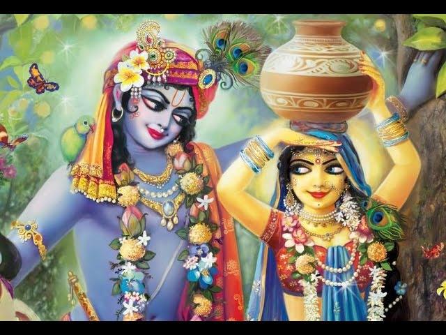 Jaya Radhe Jaya Krishna ~ Swarupa Damodar Dasa