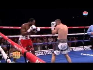 Liam Smith vs John Thompson
