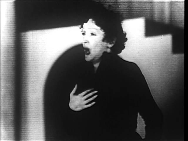 Edith Piaf La vie en rose Officiel Live Version