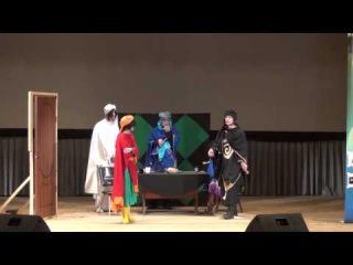 Дай фест 8. Сценический косплей - Izumi
