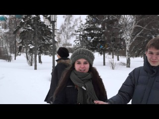 Невероятный Крым: Поздравление крымчан от жителей городов России. Омск.