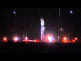 SpaceX CRS-4 Countdown Underway