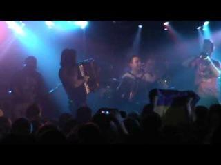 ENEJ feat Ivan Lenio (KOZAK SYSTEM) - Oj, Pishov Ja v Dunay (live)