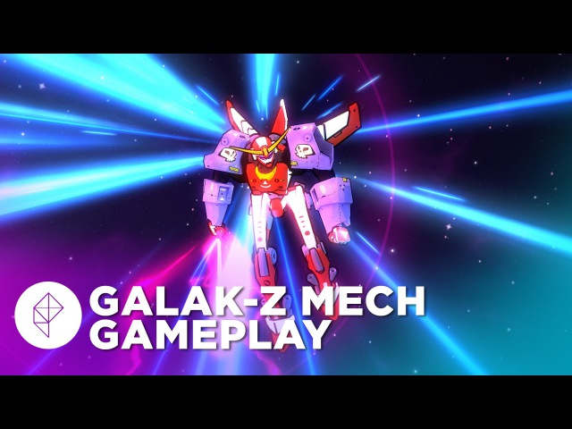 Galak-Z Gameplay Overview: Mechs in Space!