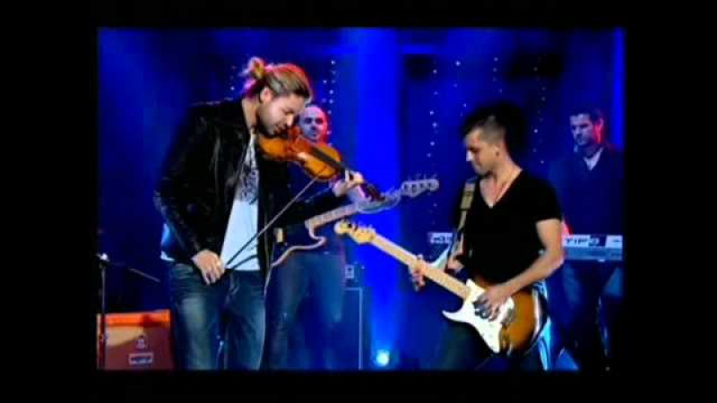 David Garrett plays Beethoven's 5th