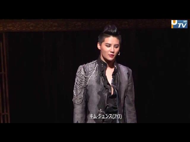 3 авг. 2013 г.JYJ Xiah JUNSU 出演 ミュージカル 2013 『エリザベート ELISABETH』韓国 キャスト, Das Musical Elisabeth