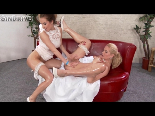 MarryTrax - 3 Hot sexy gils 720 HD brazzers, HD, lesbi, anal. жесткое порно. фистинг, лесбиянки, кунилингус, чулки, оргазм