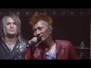 YOHIO & Gackt - サクラ、散ル(Sakura, Chiru)Live Break the border tour final Annexet, Stockholm