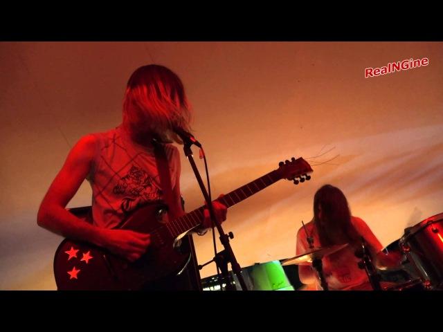 Sonic Death - Home Punk, Радио Дрожь (Корабль Брюсов 29.08.2015, 6/11)